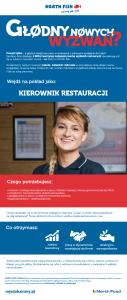 kierownik restauracji