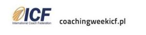 coaching week - ICF