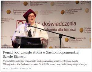 Gazeta Wyborcza Szczecin