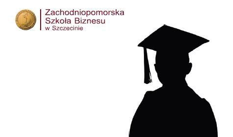 Zachodniopomorska Szkoła Biznesu w Szczecinie - logo i sylwetka absolwenta